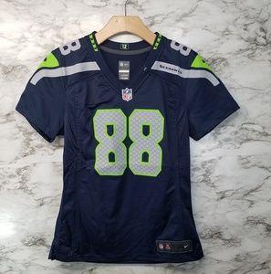 Nike Seattle Seahawks Womens Jersey Sz S New